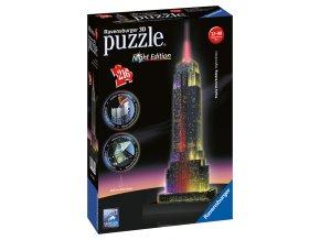 Empire State Building- Noční edice 3D 216d