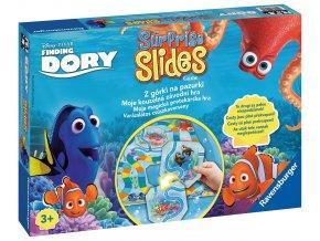 Disney Hledá se Dory Surpr. Slides hra PL/HU/CS/SK