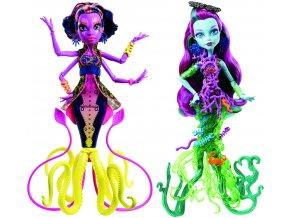 Monster High NOVÁ PŘÍŠERKA Z ÚTESU (Různé druhy)