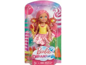 Barbie VÍLA CHELSEA (Různé druhy)