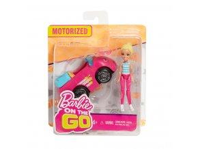 Barbie MINI VOZÍTKOVÁ PANENKA (Různé druhy)
