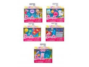 Barbie HERNÍ DOPLŇKY (Různé druhy)