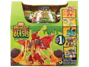 BREAKOUT BEASTS (Různé druhy)