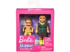 Barbie MALÍ SOUROZENCI (Různé druhy)