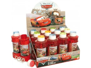 Bublifuk WD Cars 300 ml (display 12 ks)