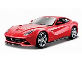 Bburago 1:24 Ferrari F12 Berlineta Red
