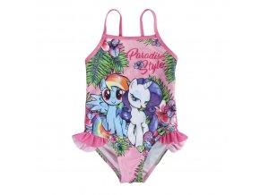plavky holky MLP