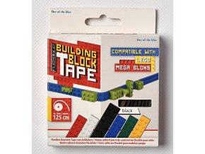 Lepící páska - černá