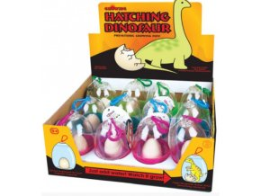 Dinosaurus k vylíhnutí