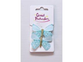 Sponky motýlci