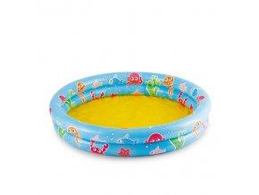 Dětský bazének dvou komorový