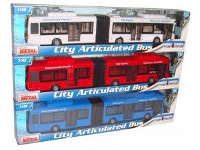 1:48 Autobus kloubový (3 druhy)