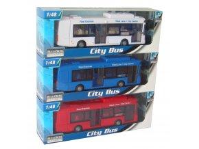 1:48 Autobus městský (3 druhy)
