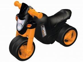 Odstrkovadlo BIG Sport Bike elektronické