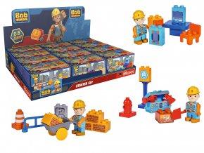 PlayBig BLOXX Bořek Stavitel Starter set, 3 druhy, DP12