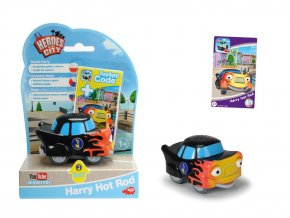 Statečná autíčka Vytuněný Harry