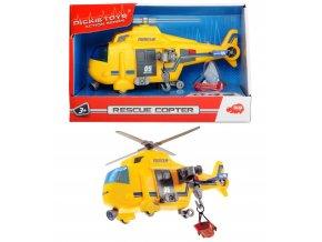 Dickie Action Series Vrtulník 18 cm