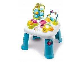 Cotoons Multifunkční hrací stůl modrý