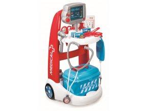 Lékařský elektronický vozík s přísl.