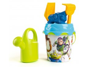 Kyblíček Toys Story s konvičkou a přísl., střední