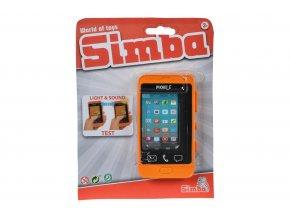 Mobilní telefon s dotykovým displejem, 2 druhy