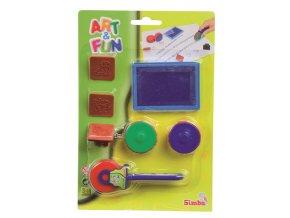 Art&Fun Rolovací razítka