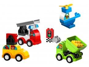 LEGO Duplo Moje první vozidla