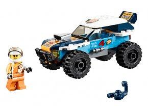 LEGO City Pouštní rally závoďák