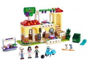 LEGO Friends Restaurace v městečku Heartlake