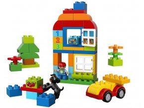 LEGO Duplo LEGO DUPLO Box plný zábavy