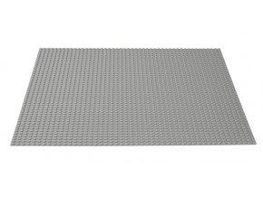 LEGO Creator Šedá podložka na stavění