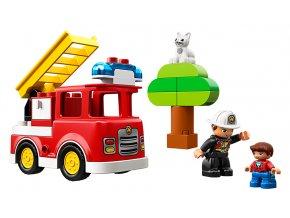 LEGO Duplo Hasičské auto