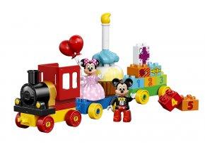 LEGO Duplo Přehlídka k narozeninám Mickeyho a Minnie