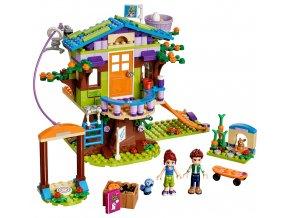 LEGO Friends Mia a její domek na stromě