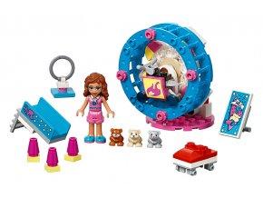 LEGO Friends Hřiště pro Oliviiny křečky