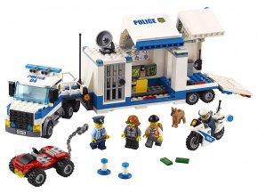 LEGO City Mobilní velitelské centrum