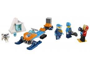 LEGO City Průzkumný polární tým