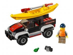 LEGO City Dobrodružství na kajaku