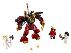LEGO Ninjago Samurajův robot