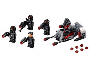 LEGO Star Wars Bojový balíček elitního komanda Inferno