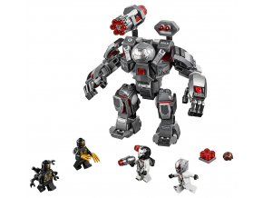 LEGO Super Heroes War Machine v robotickém obleku