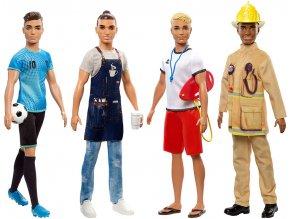 Barbie KEN POVOLÁNÍ (Různé druhy)