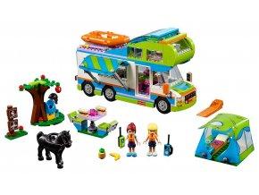 LEGO Friends Mia a její karavan