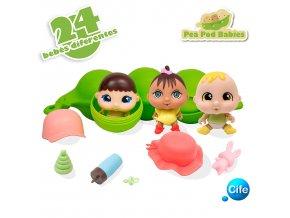 pea pod babies miminko v hrasku 2