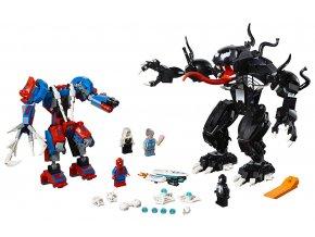 LEGO Super Heroes Spider Mech vs. Venom
