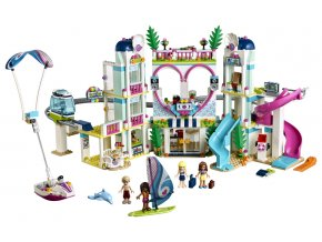 LEGO Friends Resort v městečku Heartlake