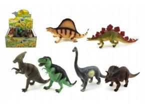 Dinosaurus plast 40cm asst (1 ks)