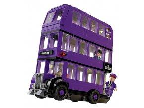 LEGO Harry Potter Záchranný kouzelnický autobus