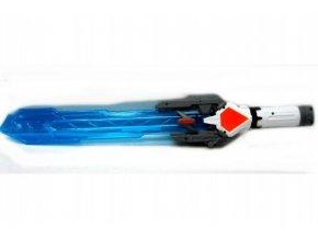 Meč vesmírný 60cm na baterie se zvukem se světlem
