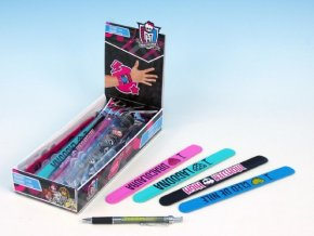 Náramek Monster High asst 12 druhů v sáčku